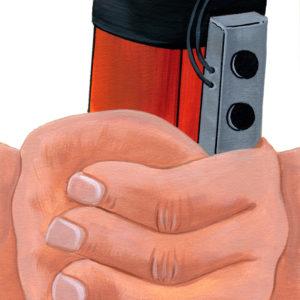Stick Dynamite & Hands